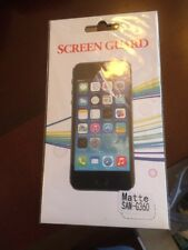 Screen Guard Matte SAMSUNG-G360