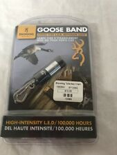 Browning Goose Band Choke Tube LED Keychain Tactical BUGOUT Light 3713392 #10385