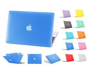 "Hard Cover Apple Macbook Pro 13,3"" (A1278) Case Hülle Plastik matt transparent"