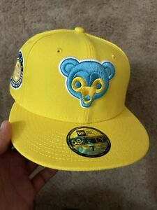 Hat Club Exclusive 59fifty Fitted  Gum Pack, Juicy Fruit Cubs Size 7