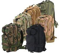 Military Rucksacks Tactical Travel Molle Camping Hiking Trekking Backpack Bag