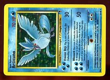 POKEMON LEGENDARY English Card HOLO N°   2/110 ARTICUNO
