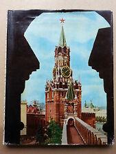 Московский Кремль Le kremlin de Moscou 1966  Russian