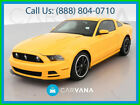 2013 Ford Mustang Boss 302 Coupe 2D Tilt Wheel CD/MP3 (Single Disc) Premium Sound HID Headlamps Cruise Control