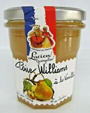 Lucien Georgelin Birne Williams mit Vanille zu 100% aus Früchten Konfitüre 320 g