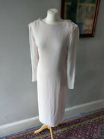 VINTAGE RETRO WOMENS AMAZING ELEGANT SPECIAL OCCASION PROM PARTY DRESS 10 12
