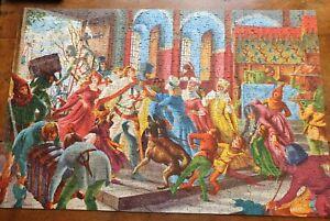 Vintage 816 piece jigsaw