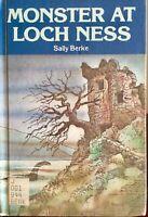 Monster at Loch Ness Berke Sally Hardcover 1977