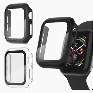 3 Pack Apple Watch case with Screen Protector for Apple Watch 40mm Series