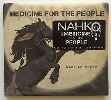 "Nahko & Medicine For The People ""Dark As Night"" CD (2015) Brand New Sealed Rare!"
