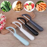 Küchenwerkzeug Gemüse Obst Kartoffelschäler Karottenreibe Cutter Slicer Shr QZ