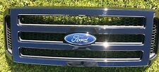 2005 to 2007 Ford Superduty black Grille Grill F250 F350 F450 & Excursion 05Only