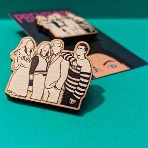 Schitt's Creek Family badge