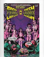 GREEN LANTERN/GREEN ARR0W # 4 - DC 1984 - REPRINTS GL 82 & 83 - NEAL ADAMS