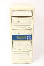 7-Target 1x7 DVD R/RW Duplicator 16x Speed w/ Built-in 64MB DDR Memory