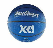 """MacGregor® Multicolor Basketball Junior Size (27.5"""") BLUE"""