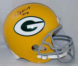 Paul Hornung HOF Autographed Green Bay Packers F/S 61-79 TB Helmet- JSA W Auth