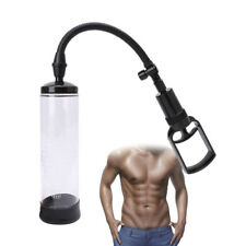 Enlarger Enlargement Beginner Male Penis Pump Sleeve Growth Enhancer Extender US