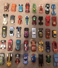Huge Lot Hot Wheels 100 Cars Trucks Diecast Toys used