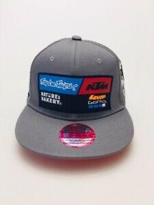 New Era Troy Lee Designs KTM Snapback Trucker Hat