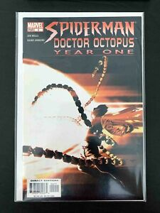 SPIDER-MAN: DOCTOR OCTOPUS YEAR ONE #2 MARVEL COMICS 2004 NM+