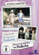 Astrid Lindgren BULLERBÜ Spielfilme BOX Wir Kinder aus NEUES VON DEN KINDERN DVD