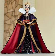 """Disney Store Snow White ( Evil Queen ) Limited Edition Doll 17"""" Confirm PreOrder"""