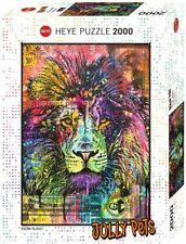 Heye Puzzles Lion's Heart 2000 Piece Jigsaw (HY29894)