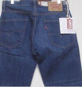NWT Levis 505-0217 Big E selvedge LVC jeans Label SZ  34 $275