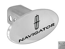 Lincoln Navigator Trailer Hitch Cover Plug With Logo And Navigator Script