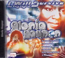 Gloria Gaynor + CD + The Very Best Of + Tolles Album mit 16 starken Songs Medley