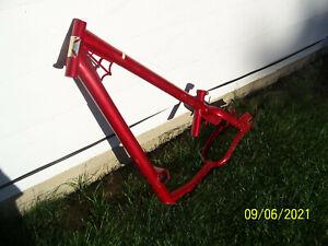 Jesse James West Coast Chopper Bicycle/Bike Red Frame