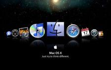 Pubblicità Poster APPLE MAC - OSX Leopard - Manifesto