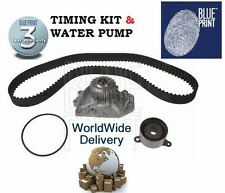 Per HONDA S-MX passo CARRO 2.0 1995 -- & GT Timing Cam Belt KIT tensionatore e pompa acqua