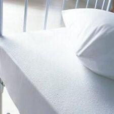 Single Size Mattress Protector Sheet Wet Matress Cover Waterproof Washable