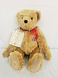"DEANS RAG BOOK COMPANY 15"" JOINTED 'BRITISH BEAR 'LTD EDITION 163 OF 1000"
