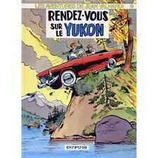 BD prix réduit Valhardi Rendez-vous sur le Yukon Dupuis