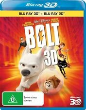 Bolt (Blu-ray, 2011, 2-Disc Set)