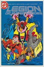 Legion of Super-Heroes #1 NM+ 9.6 1984