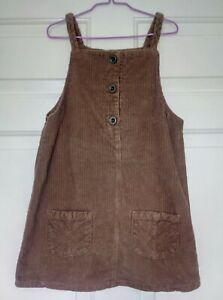 TU Girls Pinafore Dress size 6-7 Years