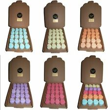 Bath Bomb Hearts 20 X 10g Various Scents Available Fizzers Foaming Great Gift