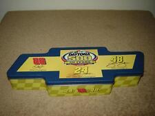 Daytona 500 Dale Jr Jeff Gordon Jimmie Johnson Champions Mint in Tin 1/64 Cars 4