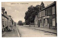CPA 78 - GAMBAIS (Yvelines) - Le Bureau de Poste (petite animation) Ed. Foucault