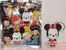 """""""NEW"""" Disney ~ MINNIE MOUSE Keychain ~ Blind Bag FIGURAL Keyring Series 1 Mickey"""