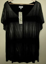 Autograph Viscose Hand-wash Only Plus Size Tops & Blouses for Women