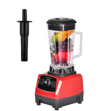 Commercial Food Blender 3HP 2200W the Highest Peak Heavy Duty Blender BPA Free