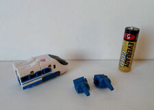 Transformers G1 RAILBOTS Micro Masters RAPID RUN 100% Complete HASBRO!!