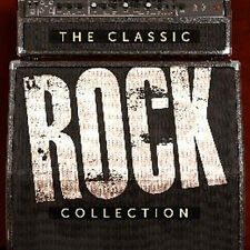 The Classic Rock Collection - Various Artists (Album) [CD]