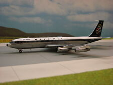 1:200 Inflight OLYMPIC AIRWAYS Boeing 707-300 SX-DBE Polished RARE Sold Out!