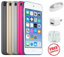 Nuevo Apple iPod 7th generación 256GB Azul Rosa Touch Gris Plata Oro Rojo-último Modelo